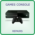 GAMES CONSOLE REPAIRS