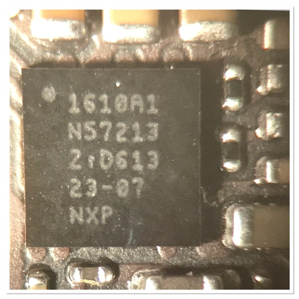 IPHONE 5S TRISTAR (CHARGE IC) REPAIR AT RADIOWAVES (www.rwer.co.uk)