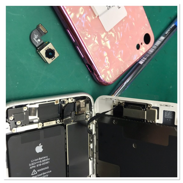 IPHONE 7 CAMERA REPAIR AT RADIOWAVES (www.rwer.co.uk)
