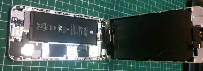 iPhone Screen Replacment.