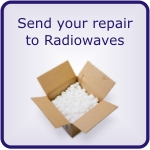 send repair to radiowaves